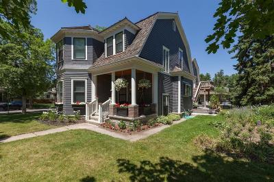 Bozeman Single Family Home For Sale: 521 W Olive Street