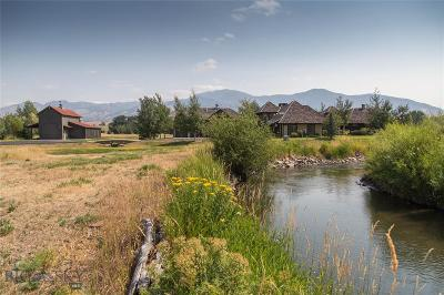 Bozeman MT Single Family Home For Sale: $3,999,000