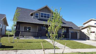 Bozeman Single Family Home For Sale: 4156 Sunstone Drive