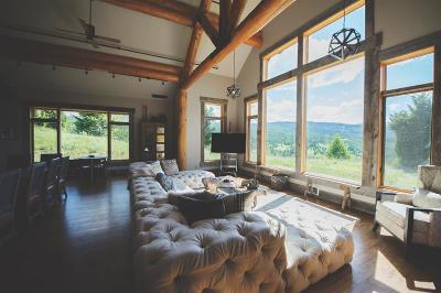 Big Sky Single Family Home For Sale: 1200 Mountain Meadows Lane