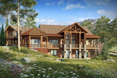 Big Sky Single Family Home For Sale: 199a Cascade