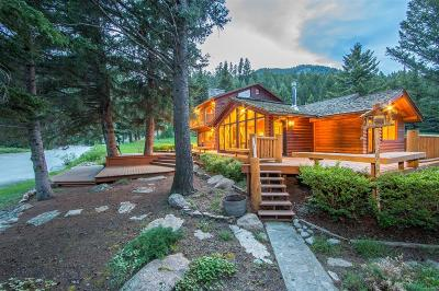 Big Sky Single Family Home For Sale: 50365 Gallatin Road