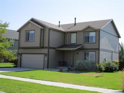 Bozeman, Belgrade, Big Sky, Livingston, Manahattan, Three Forks, Willow Creek, Amsterdam, Churchill Single Family Home For Sale: 439 Stewart Loop