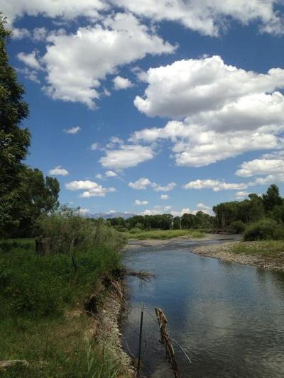 Bozeman, Belgrade, Big Sky, Livingston, Manahattan, Three Forks, Willow Creek, Amsterdam, Churchill Residential Lots & Land For Sale: 458 Us Highway 89 N