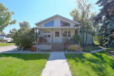 Manhattan Single Family Home For Sale: 409 Gallatin Avenue W