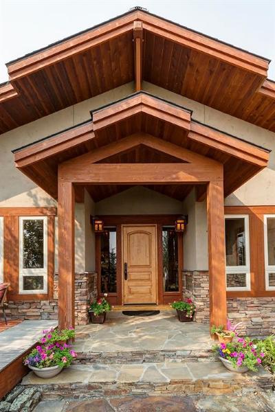 Manhattan Single Family Home For Sale: 225 Horse Thief Trail
