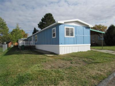Bozeman Single Family Home For Sale: 77 Lancelot Lane