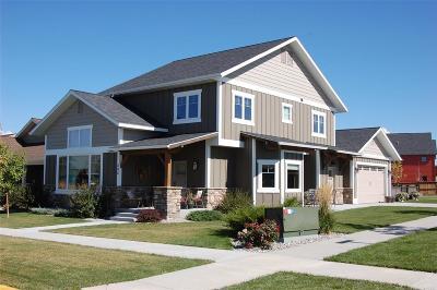 Bozeman Single Family Home For Sale: 896 Advance Drive