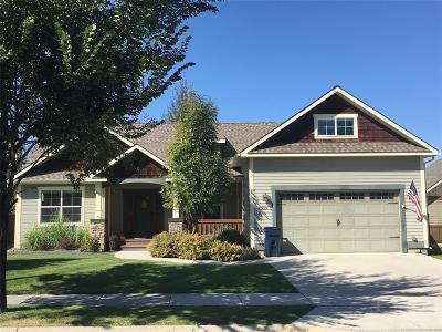 Bozeman Single Family Home For Sale: 2959 Annie Street