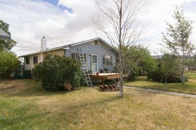 Butte, Whitehall, Ramsay, Divide, Helena, Melrose, Wise River, Belgrade, Manhattan, Livingston, Bozeman, Big Sky Single Family Home For Sale: 614 N 14th Street