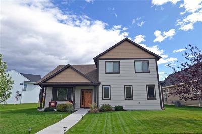 Bozeman Single Family Home For Sale: 522 Fowler