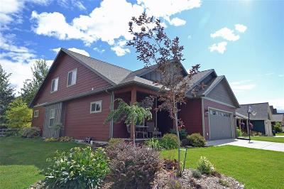 Bozeman Single Family Home For Sale: 1164 New Holland Drive