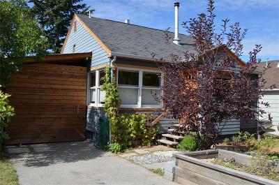 Bozeman Single Family Home For Sale: 613 S 10th Avenue