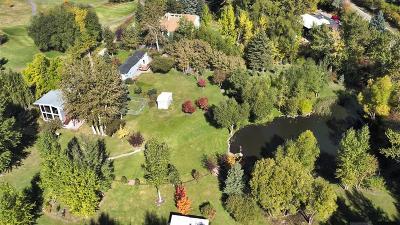 Bozeman, Belgrade, Big Sky, Livingston, Manhattan, Three Forks, Willow Creek, Churchill Single Family Home For Sale: 3115 Sourdough Road