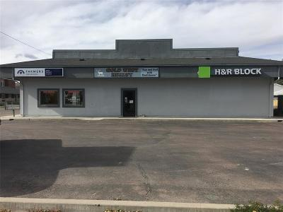 Ennis Commercial For Sale: 135 S Atlantic