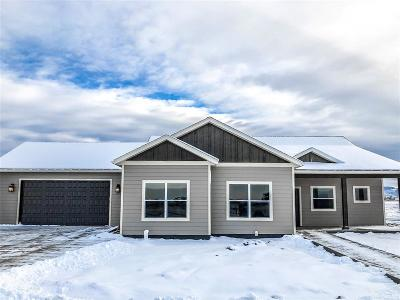 Bozeman Single Family Home For Sale: 289 Heights Circle