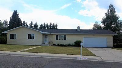 Butte Single Family Home For Sale: 3410 Wharton