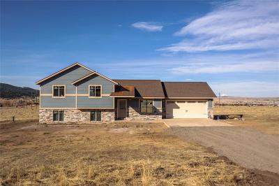 Butte Single Family Home For Sale: 181 Whisper Ridge Road