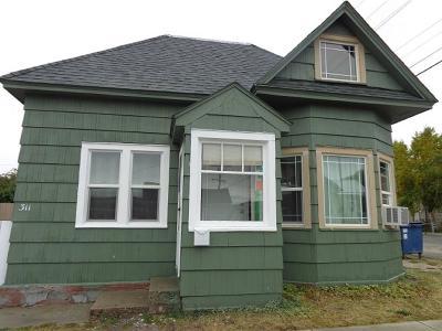 Anaconda Single Family Home For Sale: 311 Cedar Street