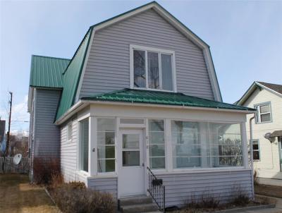 Anaconda Single Family Home For Sale: 618 Main Street