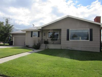 Butte Single Family Home For Sale: 3400 S Hillcrest Drive