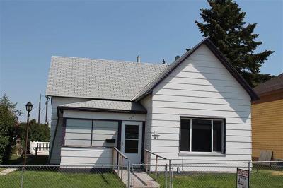 Anaconda Single Family Home For Sale: 407 Cherry Street