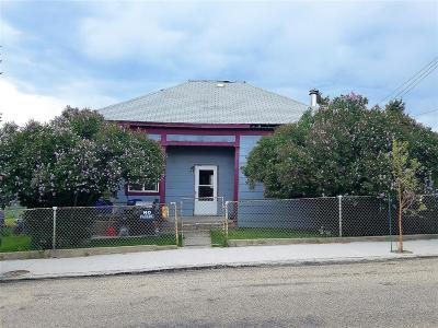 Butte Single Family Home For Sale: 707 N Montana
