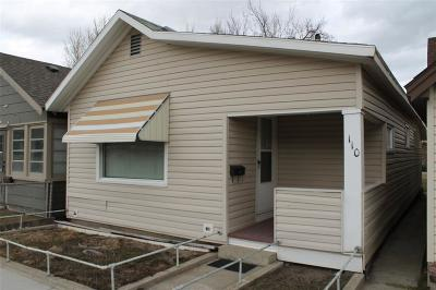 Anaconda Single Family Home For Sale: 1110 E Park Avenue