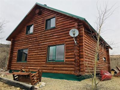 Anaconda Single Family Home For Sale: 150 Cabin Trail