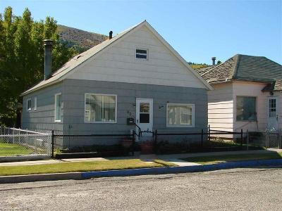 Anaconda Single Family Home For Sale: 905 E 5th