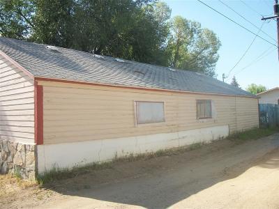Butte Single Family Home For Sale: 1934 Adams Avenue #1