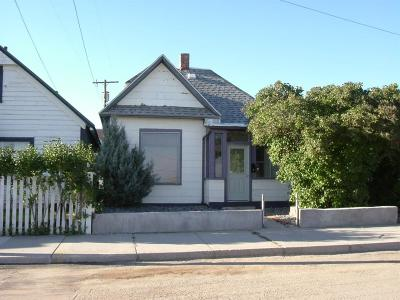 Butte Single Family Home For Sale: 413 E First Street