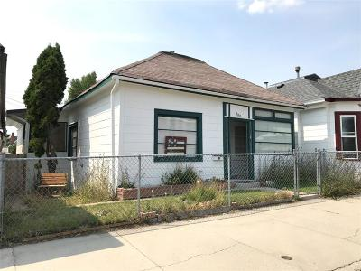 Butte Single Family Home For Sale: 909 S Main
