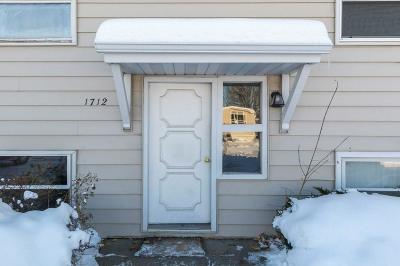 Bozeman Condo/Townhouse For Sale: 1712 W Stevens Street #C