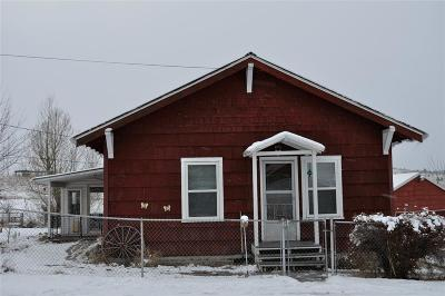 Butte Single Family Home For Sale: 3105 S Montnana Street