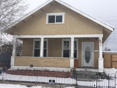 Butte MT Single Family Home For Sale: $84,900