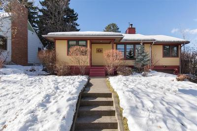 Bozeman Single Family Home For Sale: 705 S Tracy Avenue