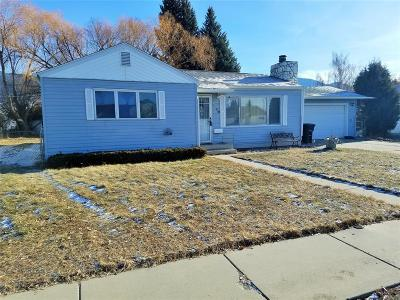 Butte MT Single Family Home For Sale: $127,000