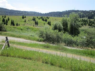 Bozeman, Belgrade, Big Sky, Livingston, Manahattan, Three Forks, Willow Creek, Amsterdam, Churchill Residential Lots & Land For Sale: Lot 4 Quinn Creek