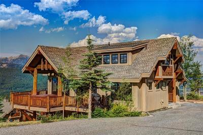 Big Sky MT Single Family Home Sold: $1,550,000