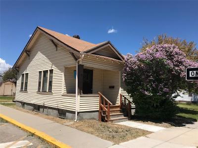 Dillon Single Family Home For Sale: 7 N Atlantic Street