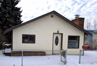 Butte, Whitehall, Ramsay, Divide, Helena, Melrose, Wise River, Belgrade, Manhattan, Livingston, Bozeman, Big Sky Single Family Home For Sale: 3120 Phillips Street