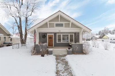 Butte, Whitehall, Ramsay, Divide, Helena, Melrose, Wise River, Belgrade, Manhattan, Livingston, Bozeman, Big Sky Single Family Home For Sale: 116 N Broadway Street