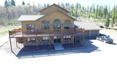 Butte Single Family Home For Sale: 4364 Moulton Reservoir