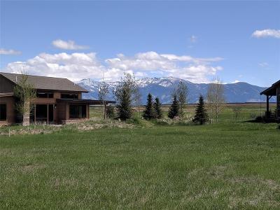 Bozeman Residential Lots & Land For Sale: Lot 89 Black Bull Trail