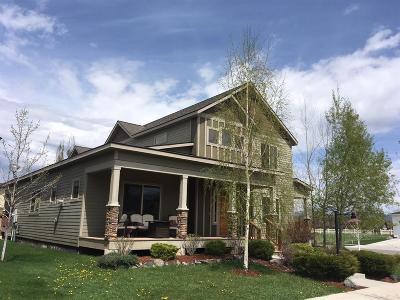 Bozeman Single Family Home For Sale: 105 Nash Creek