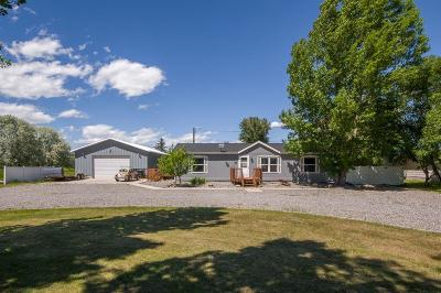 Butte Single Family Home For Sale: 603 Yale