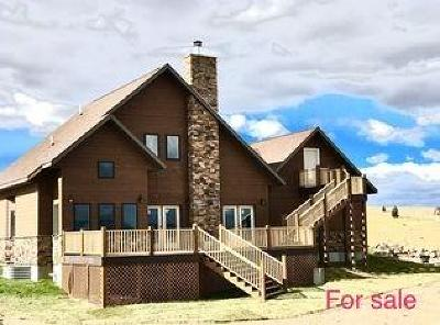 Butte Single Family Home For Sale: 1020 Stagecoach Road