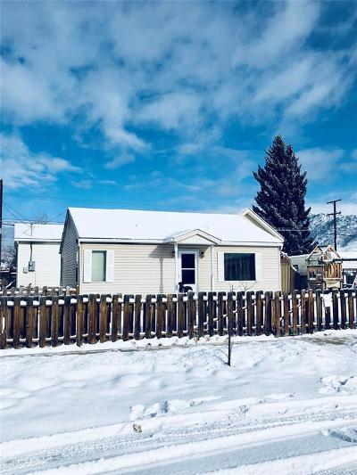 Butte MT Single Family Home For Sale: $170,000