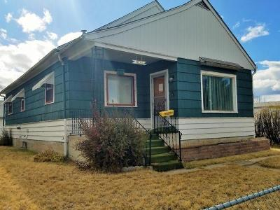 Butte Single Family Home For Sale: 1836 C